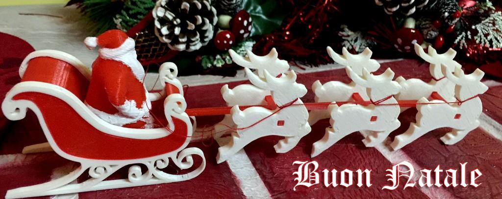 Made3D augura  a tutti un sereno Natale con i nuovi gadgets personalizzabili